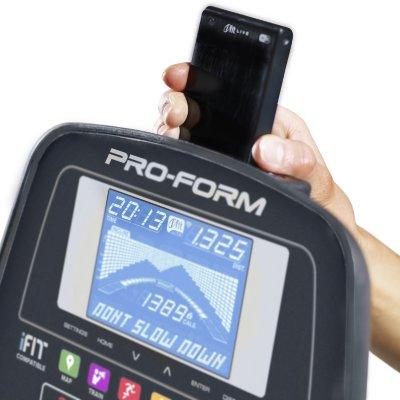 Công nghệ iFit Live trên proform 4.0 rt